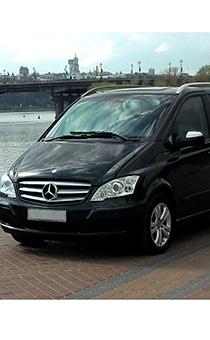 Минивэн такси Джанкой - Анапа